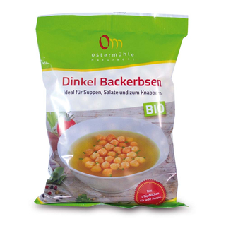 Dinkel Backerbsen Bio  125 g