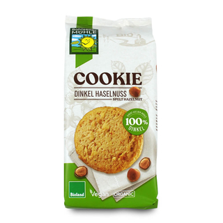 Cookie Dinkel Haselnuss Bio  175 g