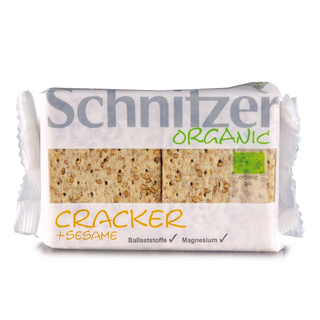 Bio Cracker + Sesame  100 g