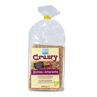 Crusty Quinoa-Amaranth  200 g